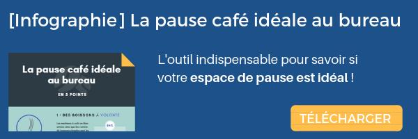 Pause café idéale