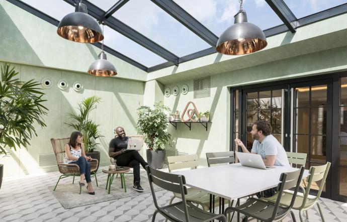 Bureaux Airbnb Paris