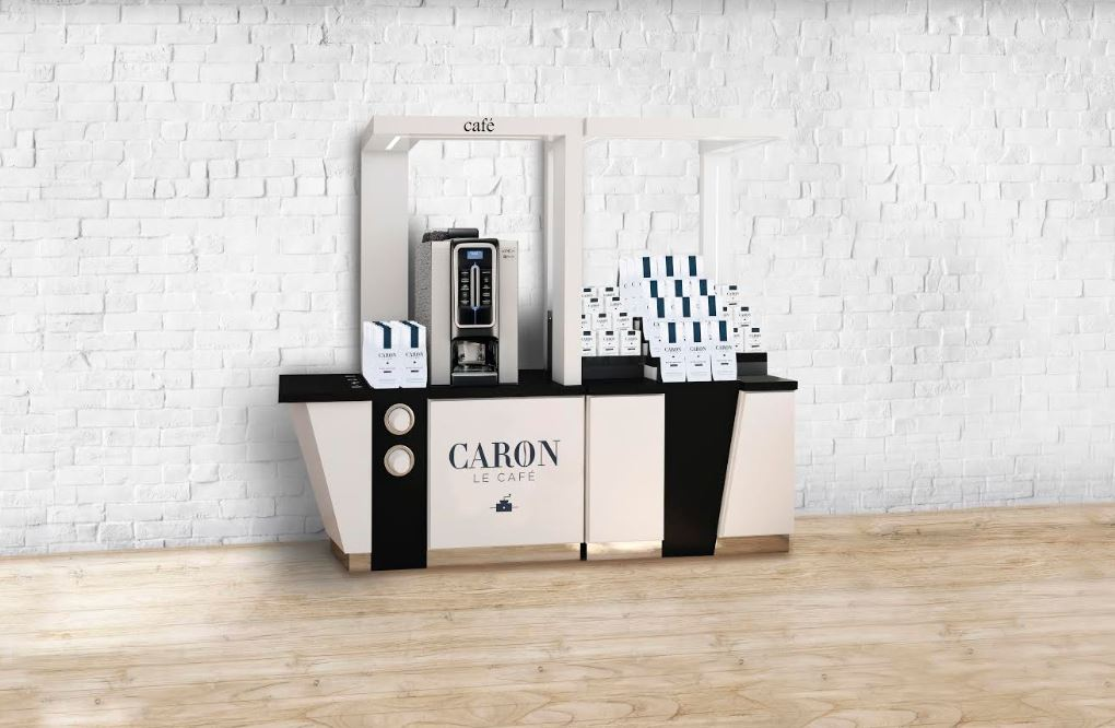 Coffee corner Caron